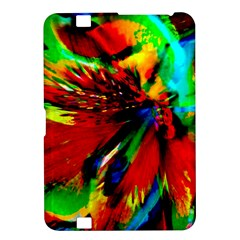 Flowers With Color Kick 1 Kindle Fire Hd 8 9