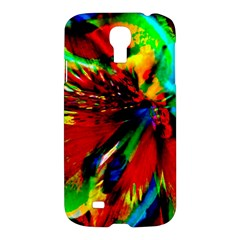 Flowers With Color Kick 1 Samsung Galaxy S4 I9500/i9505 Hardshell Case