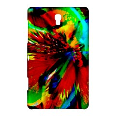 Flowers With Color Kick 1 Samsung Galaxy Tab S (8 4 ) Hardshell Case