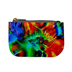 Flowers With Color Kick 2 Mini Coin Purses