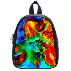 Flowers With Color Kick 2 School Bag (small)