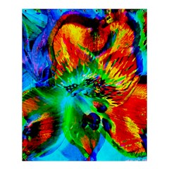 Flowers With Color Kick 2 Shower Curtain 60  X 72  (medium)