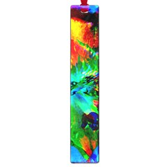 Flowers With Color Kick 2 Large Book Marks
