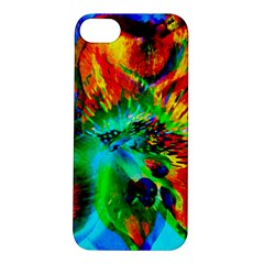 Flowers With Color Kick 2 Apple Iphone 5s/ Se Hardshell Case