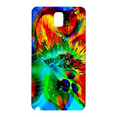 Flowers With Color Kick 2 Samsung Galaxy Note 3 N9005 Hardshell Back Case