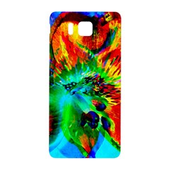 Flowers With Color Kick 2 Samsung Galaxy Alpha Hardshell Back Case