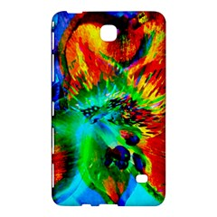Flowers With Color Kick 2 Samsung Galaxy Tab 4 (7 ) Hardshell Case