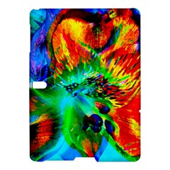 Flowers With Color Kick 2 Samsung Galaxy Tab S (10 5 ) Hardshell Case