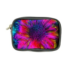 Flowers With Color Kick 3 Coin Purse
