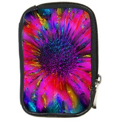 Flowers With Color Kick 3 Compact Camera Cases
