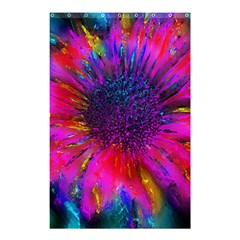 Flowers With Color Kick 3 Shower Curtain 48  X 72  (small)