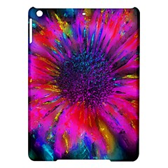 Flowers With Color Kick 3 Ipad Air Hardshell Cases