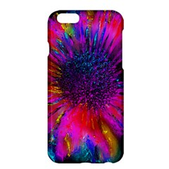 Flowers With Color Kick 3 Apple Iphone 6 Plus/6s Plus Hardshell Case