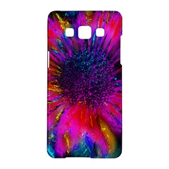Flowers With Color Kick 3 Samsung Galaxy A5 Hardshell Case