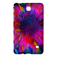Flowers With Color Kick 3 Samsung Galaxy Tab 4 (8 ) Hardshell Case