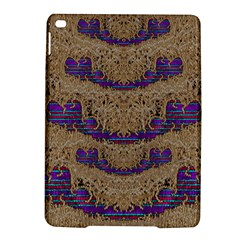 Pearl Lace And Smiles In Peacock Style Ipad Air 2 Hardshell Cases
