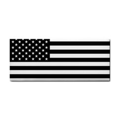 Flag Of Usa Black Cosmetic Storage Cases