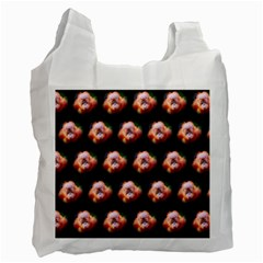Cute Animal Drops  Baby Orang Recycle Bag (two Side)