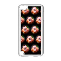 Cute Animal Drops  Baby Orang Apple Ipod Touch 5 Case (white)