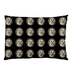 Cute Animal Drops   Meerkat Pillow Case (two Sides)