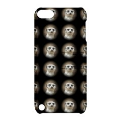 Cute Animal Drops   Meerkat Apple Ipod Touch 5 Hardshell Case With Stand