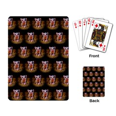 Cute Animal Drops   Piglet Playing Card