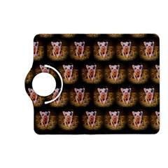 Cute Animal Drops   Piglet Kindle Fire Hd (2013) Flip 360 Case
