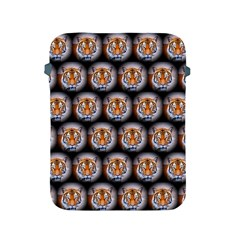 Cute Animal Drops   Tiger Apple Ipad 2/3/4 Protective Soft Cases