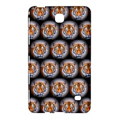 Cute Animal Drops   Tiger Samsung Galaxy Tab 4 (8 ) Hardshell Case