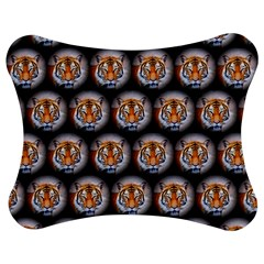 Cute Animal Drops   Tiger Jigsaw Puzzle Photo Stand (bow)