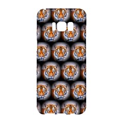 Cute Animal Drops   Tiger Samsung Galaxy S8 Hardshell Case