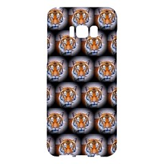 Cute Animal Drops   Tiger Samsung Galaxy S8 Plus Hardshell Case