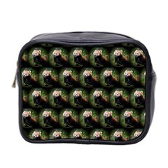 Cute Animal Drops   Red Panda Mini Toiletries Bag 2 Side