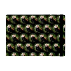 Cute Animal Drops   Red Panda Apple Ipad Mini Flip Case