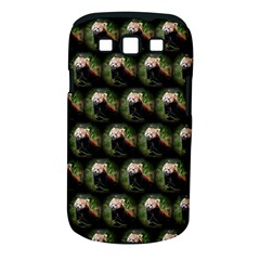 Cute Animal Drops   Red Panda Samsung Galaxy S Iii Classic Hardshell Case (pc+silicone)