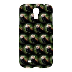 Cute Animal Drops   Red Panda Samsung Galaxy S4 I9500/i9505 Hardshell Case