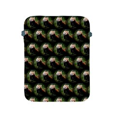 Cute Animal Drops   Red Panda Apple Ipad 2/3/4 Protective Soft Cases