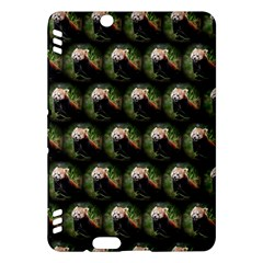 Cute Animal Drops   Red Panda Kindle Fire Hdx Hardshell Case