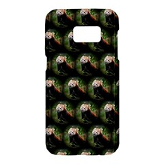 Cute Animal Drops   Red Panda Samsung Galaxy S7 Hardshell Case
