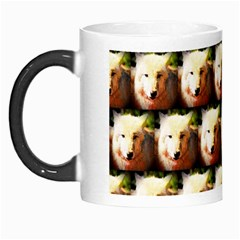 Cute Animal Drops   Wolf Morph Mugs