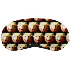 Cute Animal Drops   Wolf Sleeping Masks