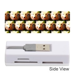 Cute Animal Drops   Wolf Memory Card Reader (stick)