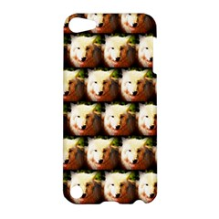 Cute Animal Drops   Wolf Apple Ipod Touch 5 Hardshell Case