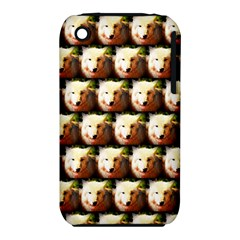 Cute Animal Drops   Wolf Iphone 3s/3gs
