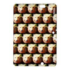 Cute Animal Drops   Wolf Kindle Fire Hdx 8 9  Hardshell Case