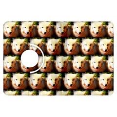 Cute Animal Drops   Wolf Kindle Fire Hdx Flip 360 Case