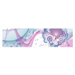 Ultra Wave  Satin Scarf (oblong)