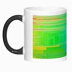 Colors Rainbow Pattern Morph Mugs