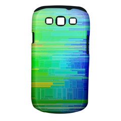 Colors Rainbow Pattern Samsung Galaxy S Iii Classic Hardshell Case (pc+silicone)