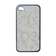 Solved Word Search Apple Iphone 4 Case (black)